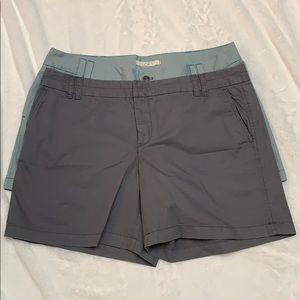 Pack of 2 loft shorts- size 14